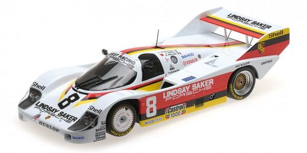 Porsche 956K Wollek/Serra/Johansson 1000km Kyalami 1983 Minichamps 1:18