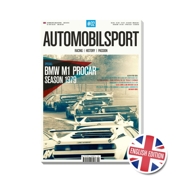 AUTOMOBILSPORT #02 (02/2014) – English edition