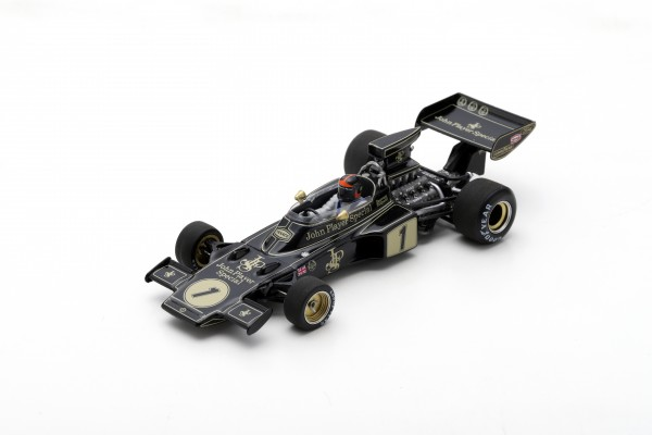 Lotus 72E Emerson Fittipaldi Spanish GP 1973 Spark 1:43