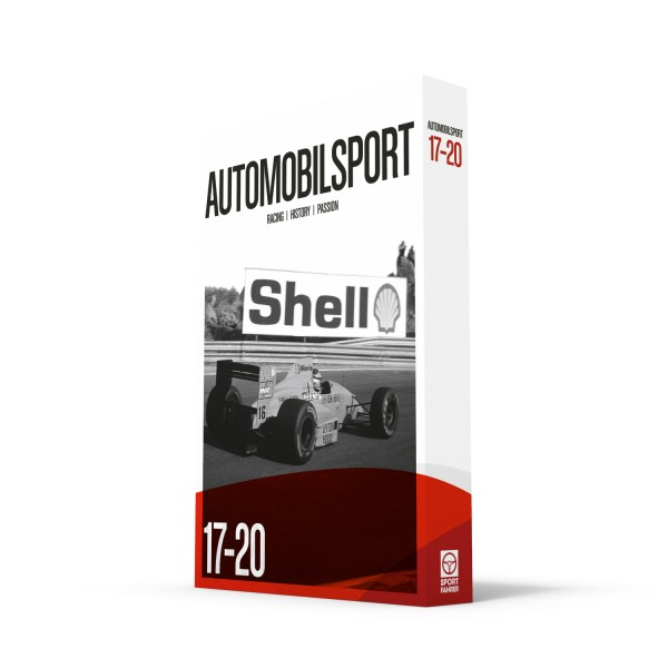 Slipcase AUTOMOBILSPORT #17-#20