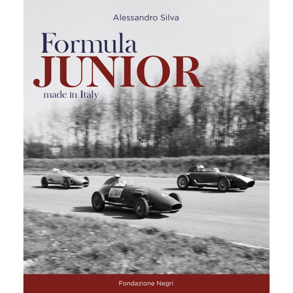 Formula Junior – made in Italy – Cover