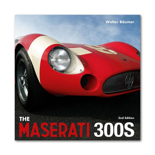 Maserati 300S – Second Edition