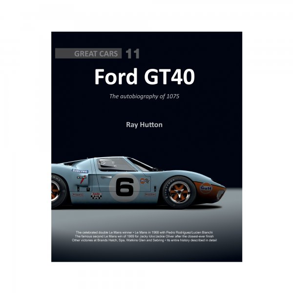 Ford GT40 – The autobiography of 1075