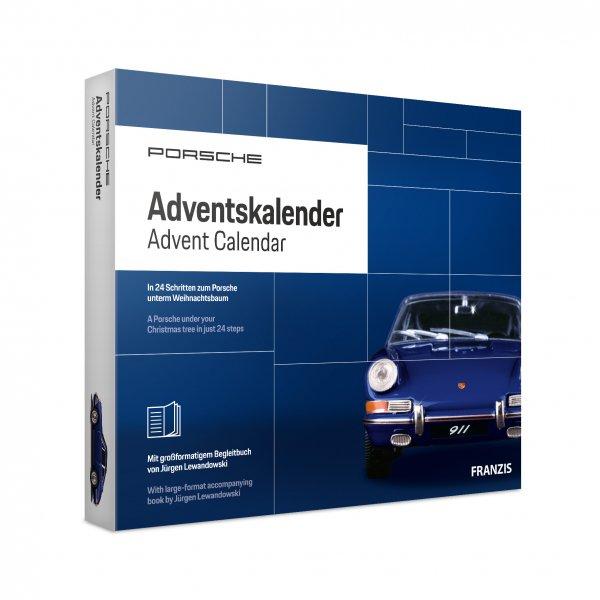 Porsche 911 – Advent calendar