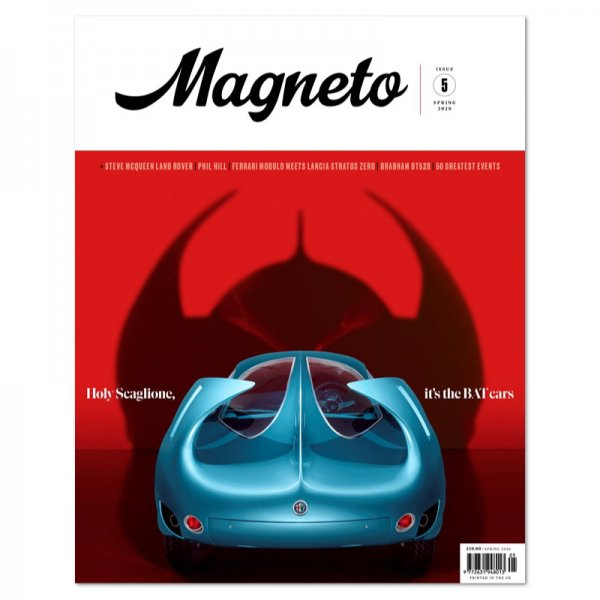 Magneto – Issue 5 – Spring 2020 – Cover