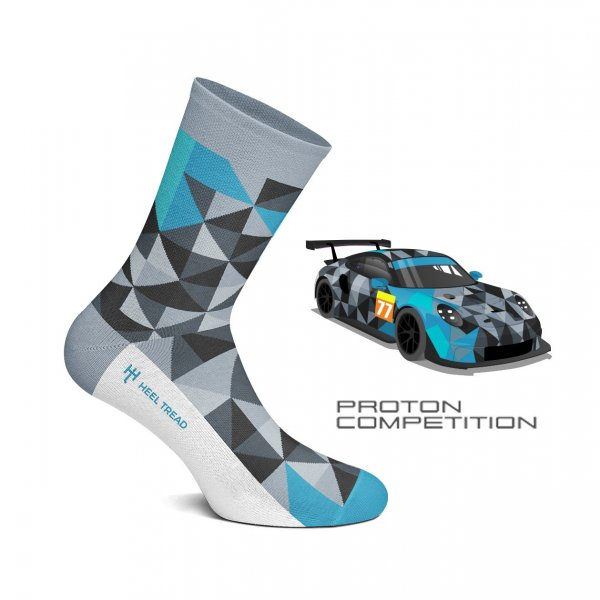 Heel Tread Socken – Proton 2020
