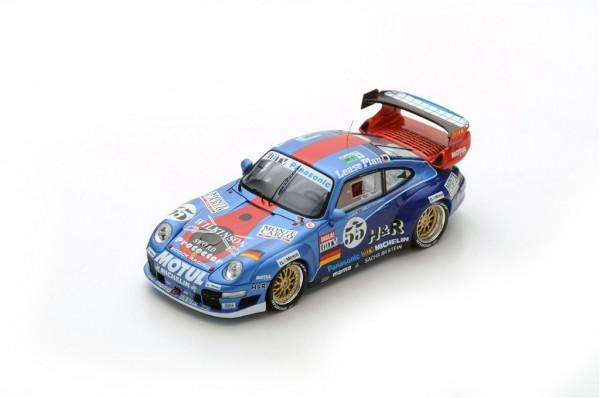 Porsche 911 GT2 Evo Jarier/Pareja/Chappell 24h Le Mans 1996 Spark 1:43