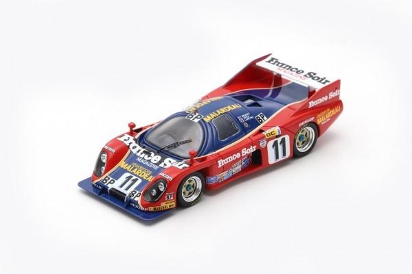 Rondeau M382 Lapeyre/Migault/Spice 24h Le Mans 1982 Spark 1:43