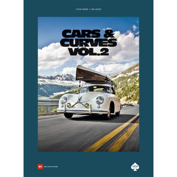 Cars & Curves Vol. 2 – Cover