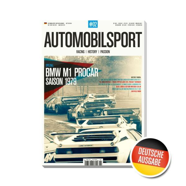 AUTOMOBILSPORT #02 (02/2014) – German edition
