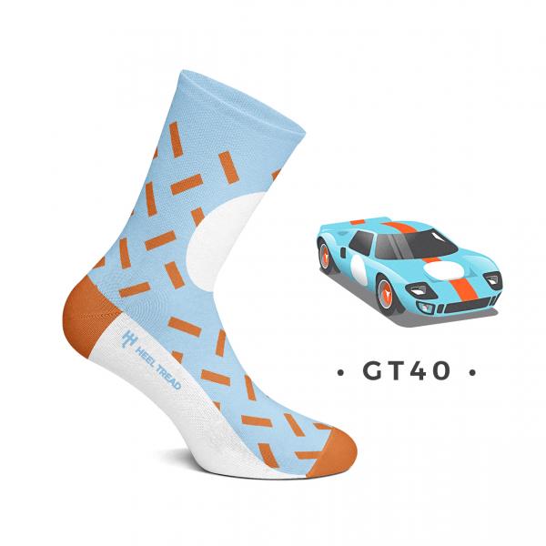 Heel Tread Socken – GT40