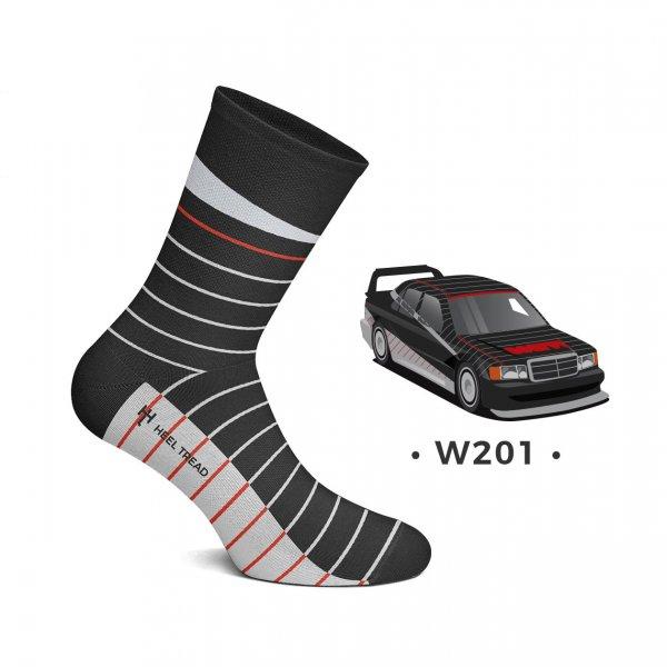 Heel Tread socks – W201