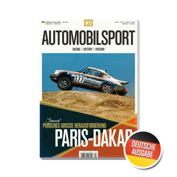 AUTOMOBILSPORT #13 (03/2017) – German edition