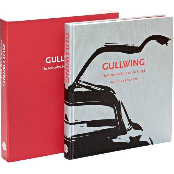 Gullwing – The Mercedes-Benz 300 SL Coupé – Buch un Schuber