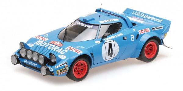 Lancia Stratos Darniche/Mahe Rallye Monte Carlo 1979 Minichamps 1:18