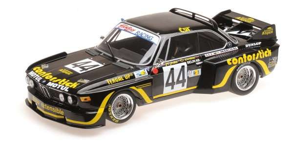 BMW 3.5 CSL Justice/Belin 24h Le Mans 1976 Minichamps 1:18