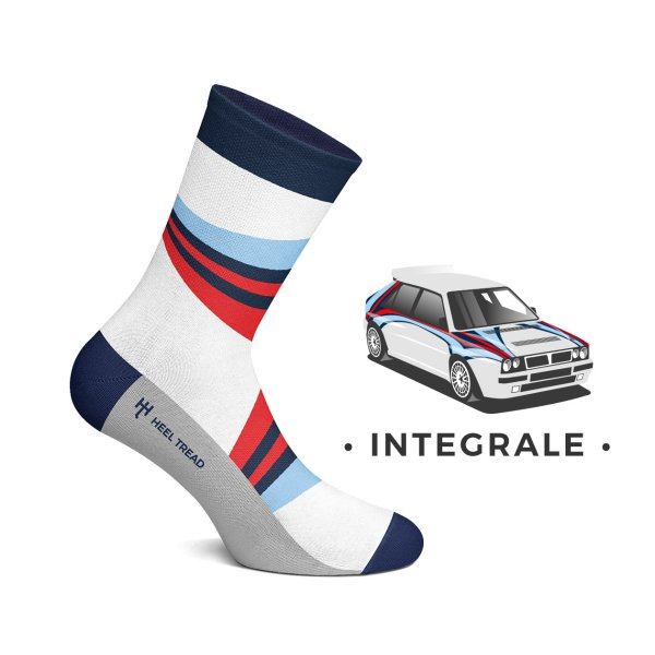 Heel Tread Socken – Integrale
