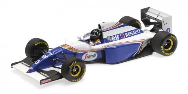 Williams FW16 Damon Hill Brazilian GP 1994 Minichamps 1:18