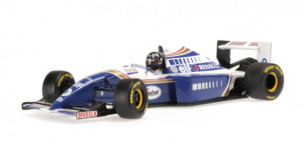 Williams FW16 – Damon Hill – F1 1994 – Vize-Weltmeister