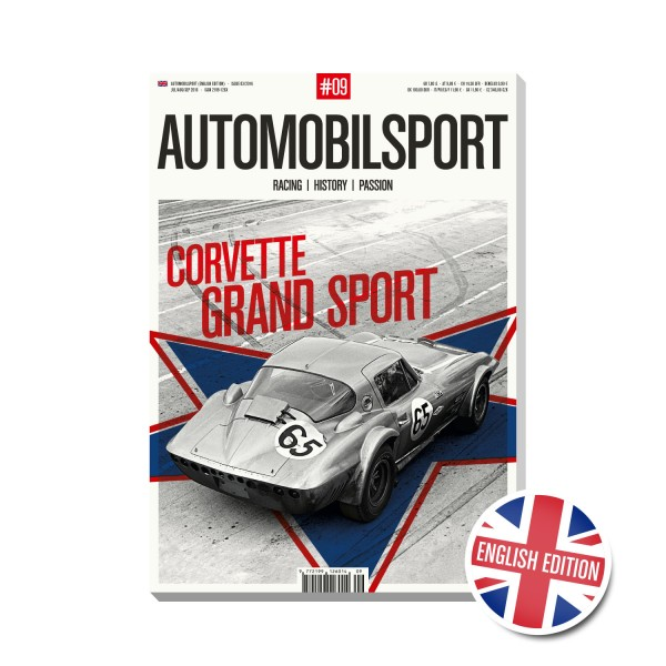 AUTOMOBILSPORT #09 (03/2016) – English edition
