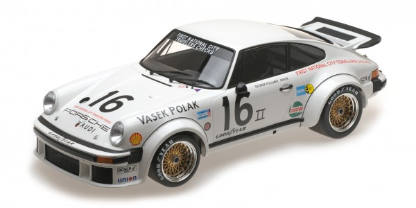 Porsche 934 George Follmer TransAm 1976 – Meister Minichamps 1:12