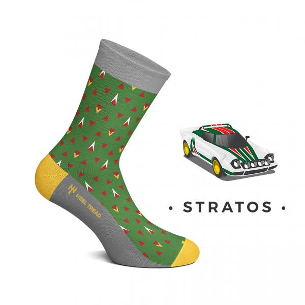Heel Tread socks – Stratos