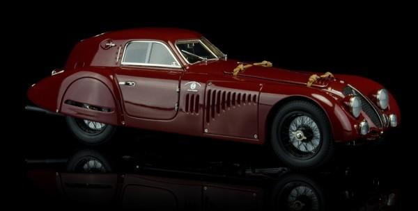 Alfa Romeo 8C 2900B Speciale Touring Coupe – 1938