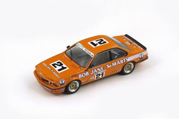 BMW 635 CSI Cecotto/Ravaglia Bathurst 1000 1985 Spark 1:43