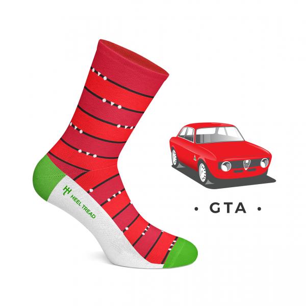 Heel Tread Socken – GTA