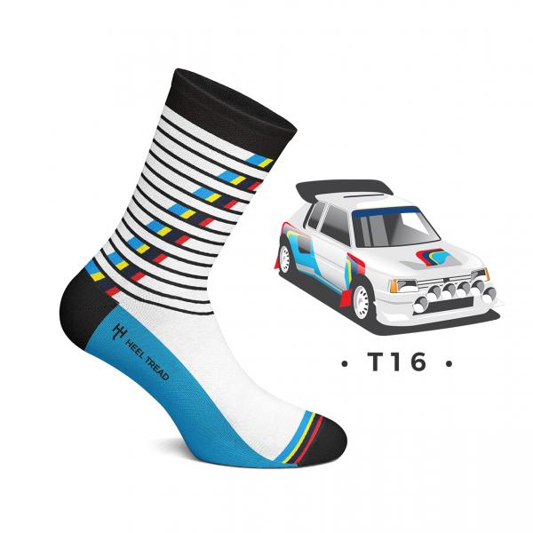 Heel Tread Socken – T16