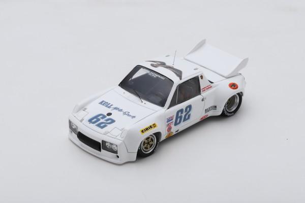 Porsche 914/6 Koll/Cook/LaCava 24h Daytona 1980 Spark 1:43