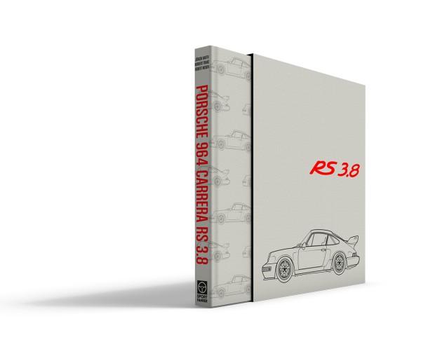 Porsche 964 Carrera RS 3.8 – English edition