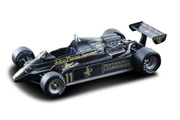 Lotus 91 Elio de Angelis F1 GP Monaco 1982 Tecnomodel 1:18-Copy