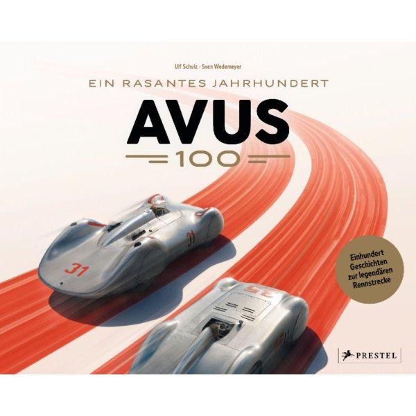 AVUS 100 – Ein rasantes Jahrhundert – Cover