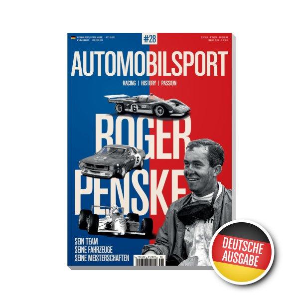 AUTOMOBILSPORT #28 (02/2021) – Deutsche Ausgabe – Cover