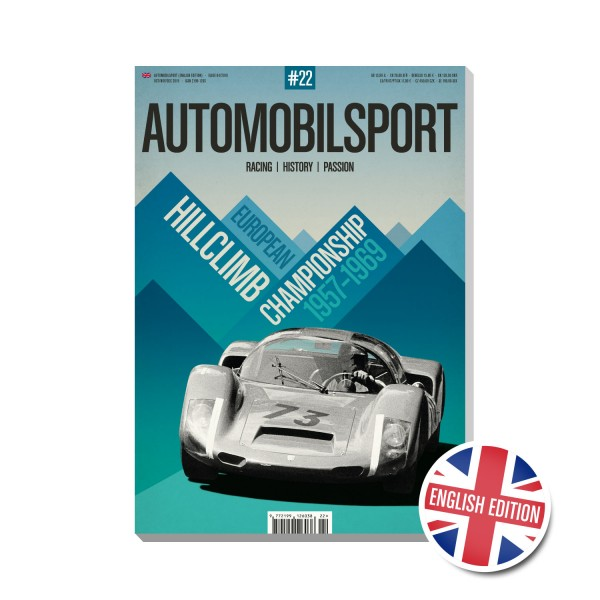 AUTOMOBILSPORT #22 (04/2019) – English edition