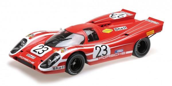 Porsche 917K Attwood/Herrmann Le Mans 1970 Minichamps 1:12