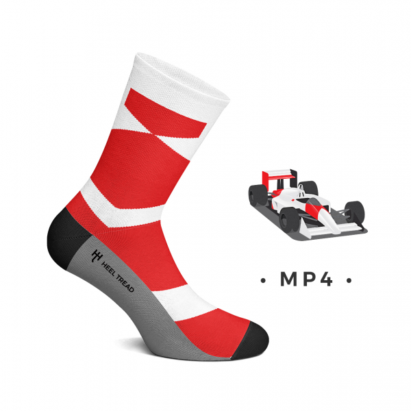 Heel Tread socks – MP4