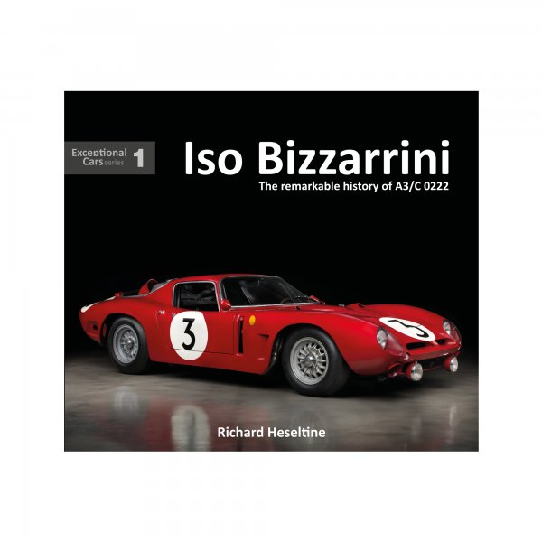ISO Bizzarrini – The Remarkable History of A3/C 0222
