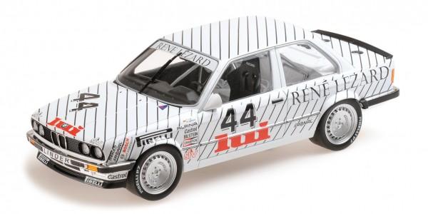 BMW 325i Vogt/Oestreich Zolder 1986 Minichamps 1:18