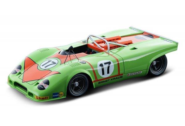 Porsche 917 Spyder Ernst Kraus Interserie Silverstone 1972 Tecnomodel 1:18