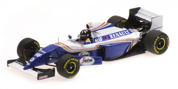 Williams FW16 Damon Hill GP Belgium 1994 Minichamps 1:43
