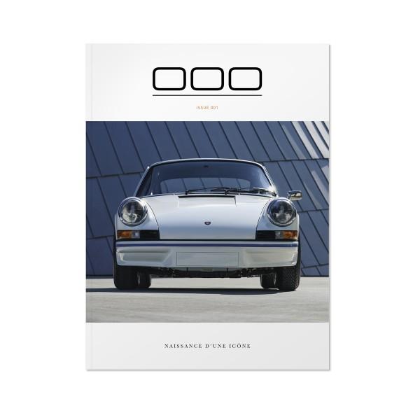 000 Magazine – 001