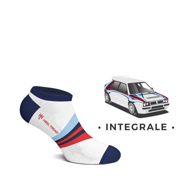 Heel Tread sneaker socks – Integrale