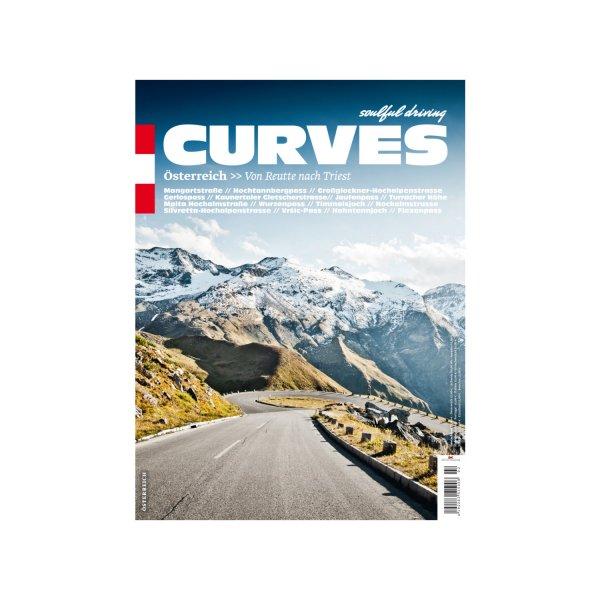 CURVES Vol. 5 – Österreich: Von Reutte nach Triest