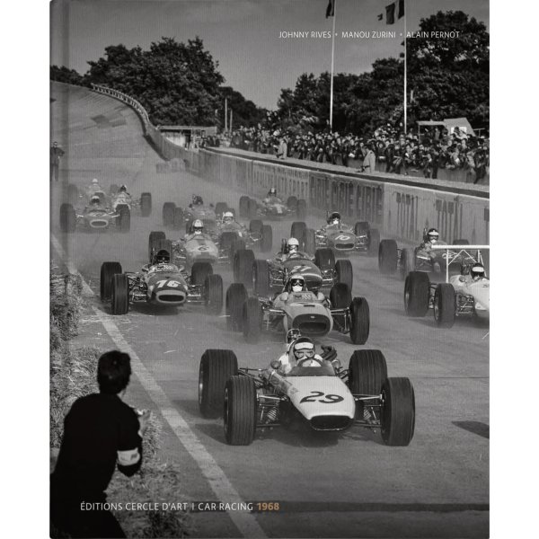 Car Racing 1968 – Cover