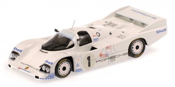 Porsche 962 IMSA Andretti/Andretti 24h Daytona 1984 Minichamps 1:43