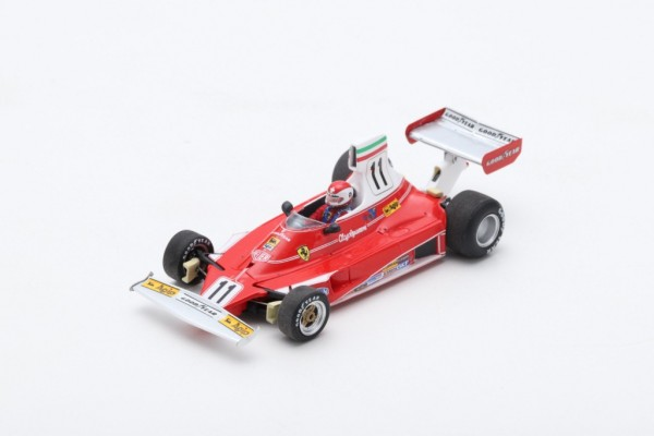 Ferrari 312T Clay Regazzoni Italian GP 1975 Looksmart 1:43