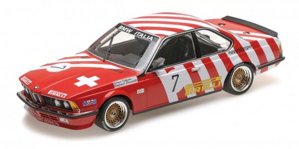 BMW 635 Csi Brancatelli/Kelleners GP Brno 1984 Minichamps 1:18