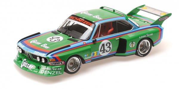 BMW 3.5 CSL Quester/Krebs/Peltier 24h Le Mans 1976 Minichamps 1:18
